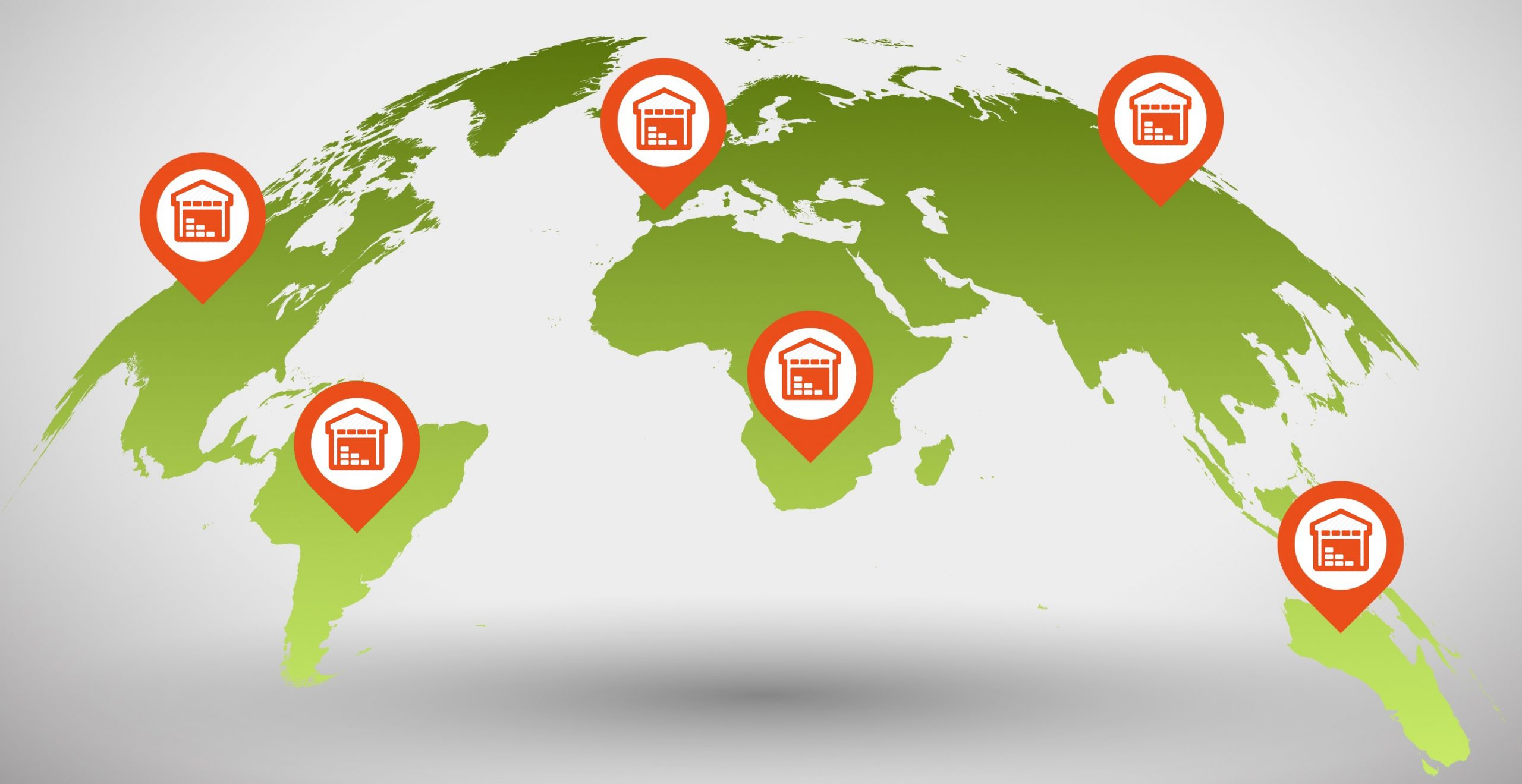Benefits of having multiple distribution centers