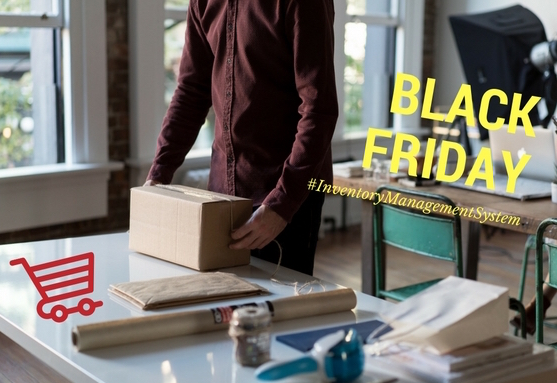 Inventory Management System on Black Friday