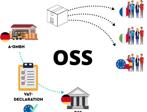 Main changes for VAT-OSS