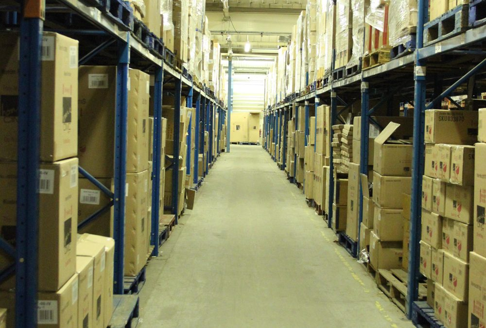 SMS warehouse