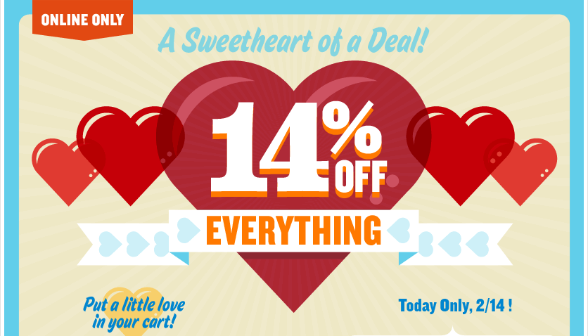 Valentine Day Sale - Best eCommerce Strategy