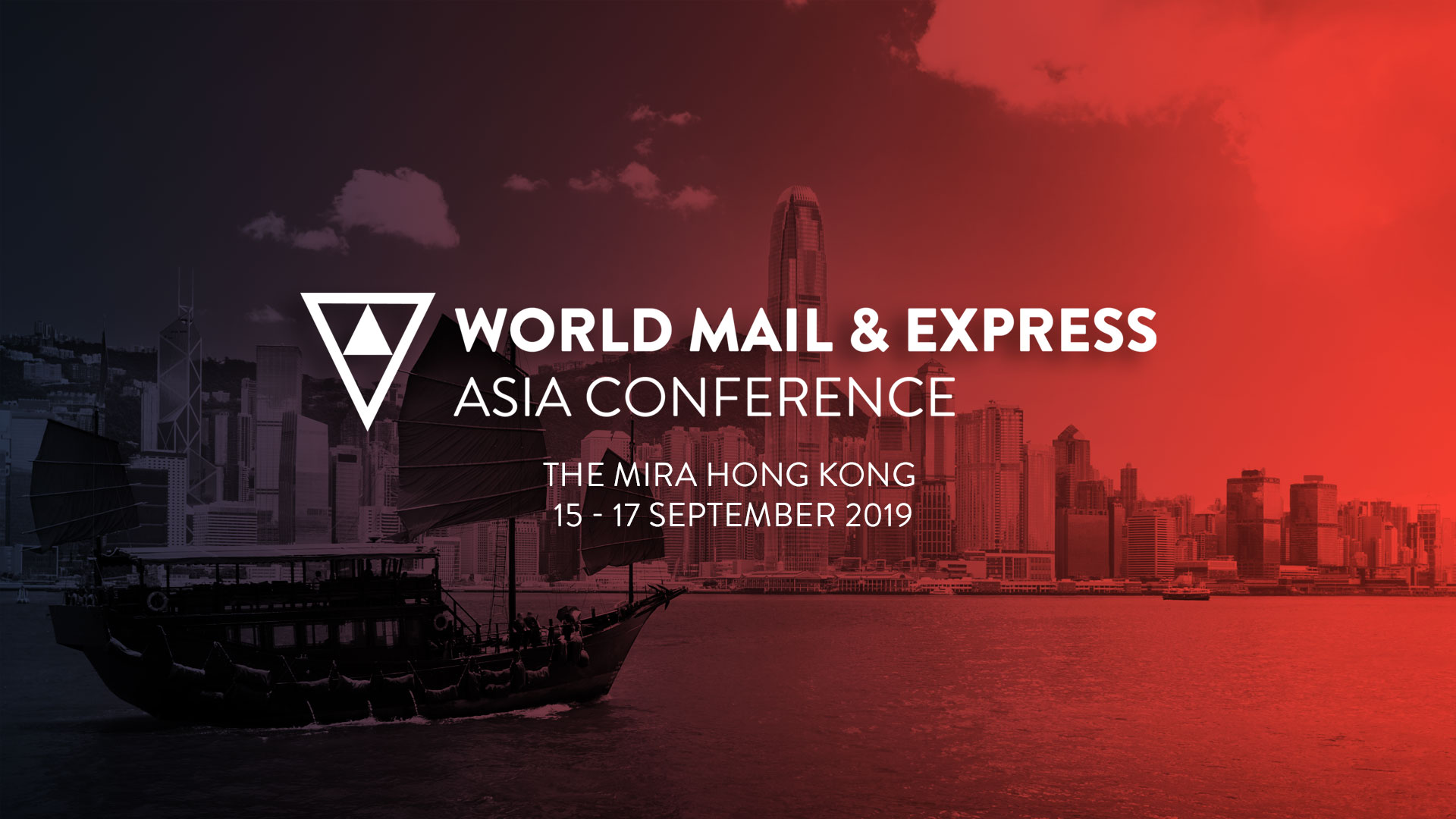 World Mail & Express (WMX) Asia Conference in Hong Kong