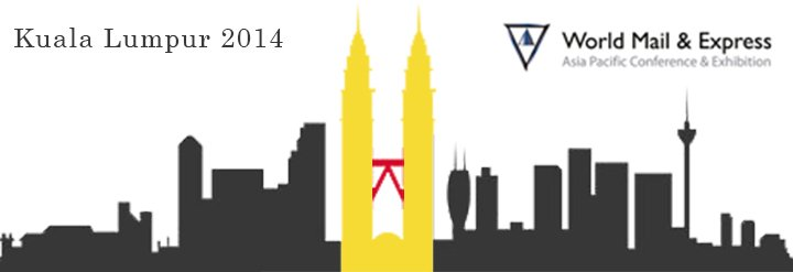 swiss mail solutions - World Mail and Express Conference 2014 Kuala Lumpur
