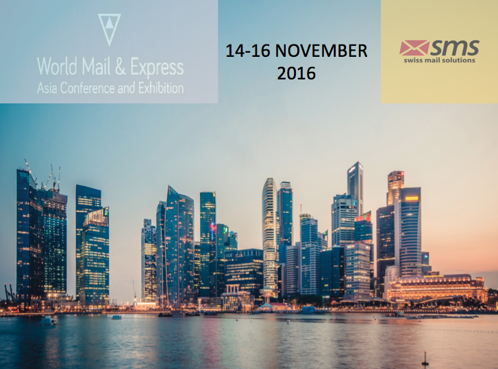 swiss mail solutions goes to World Mail & Express (WMX) Asia